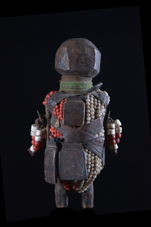 Fetiche protecteur ou poupee - Fali - Cameroun