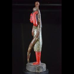 Figurine Mami Wata - Baoule - Côte Ivoire - Culte Vaudou
