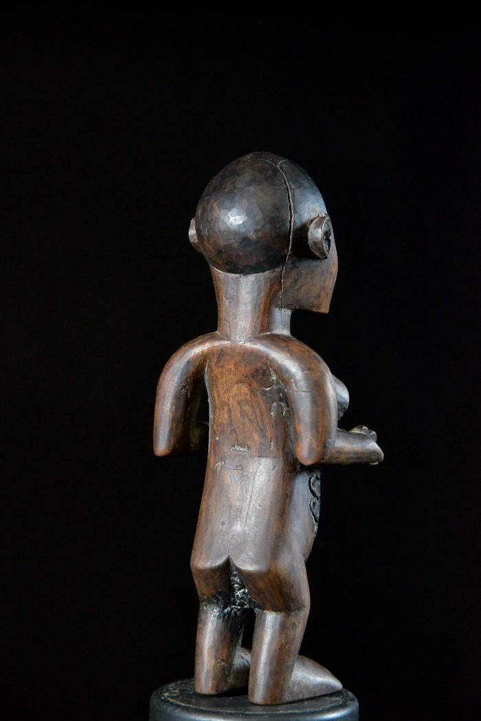 Statue cultuelle maternité - Bembe - RDC Zaire