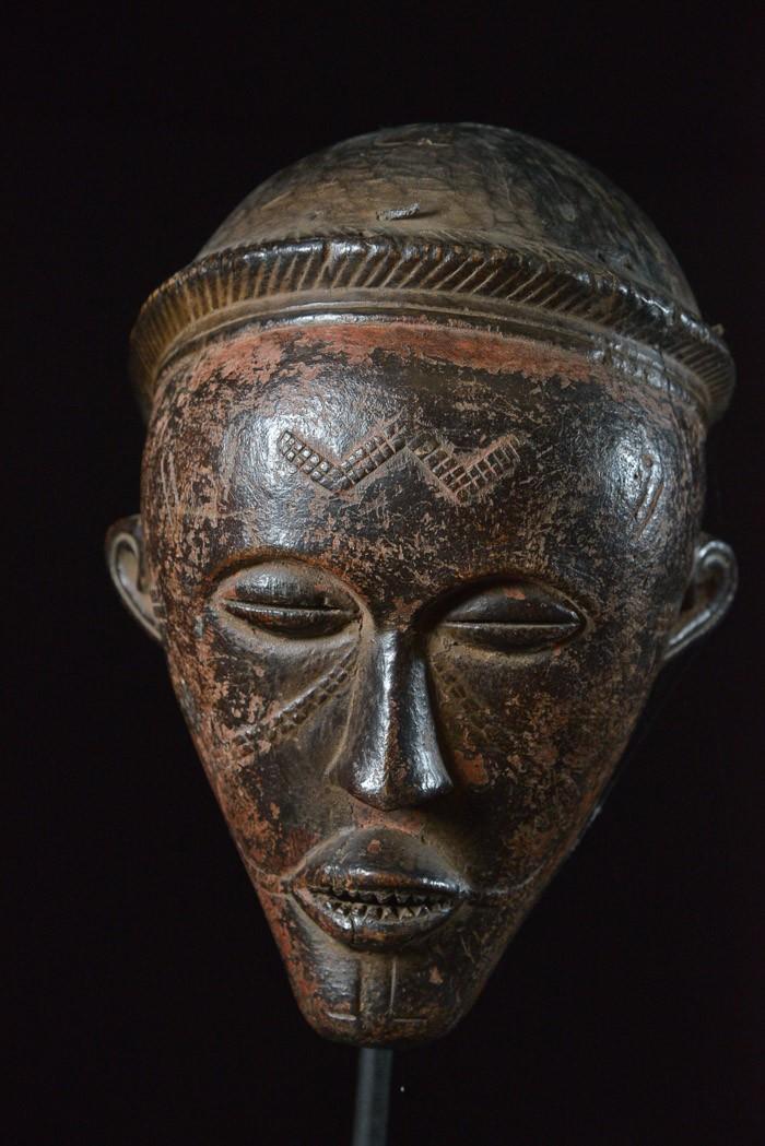 Masque Cihongo - Chokwe / Tschokwe - Angola