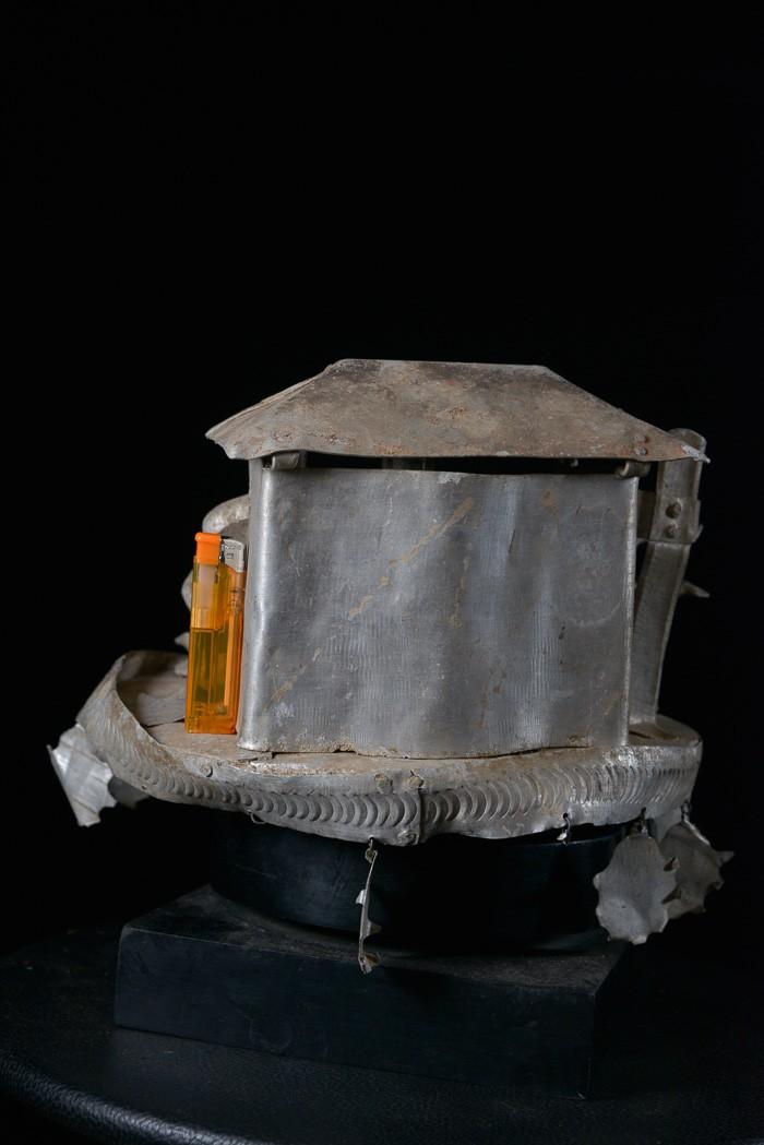 Autel portatif Asen en aluminium - Fon - Benin