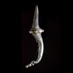 Outil de chasse en aluminium - Bwa - Burkina Faso