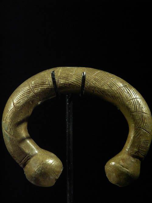 Bracelet Monnaie - Ethnie inconnue - Cuivres Afrique