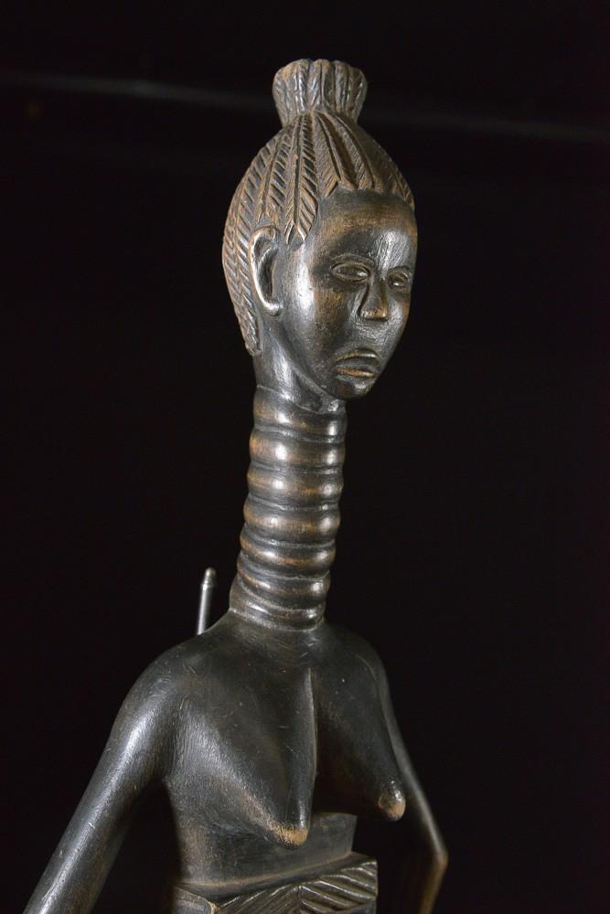 Cuillère de cérémonie féminine - Mende - Liberia