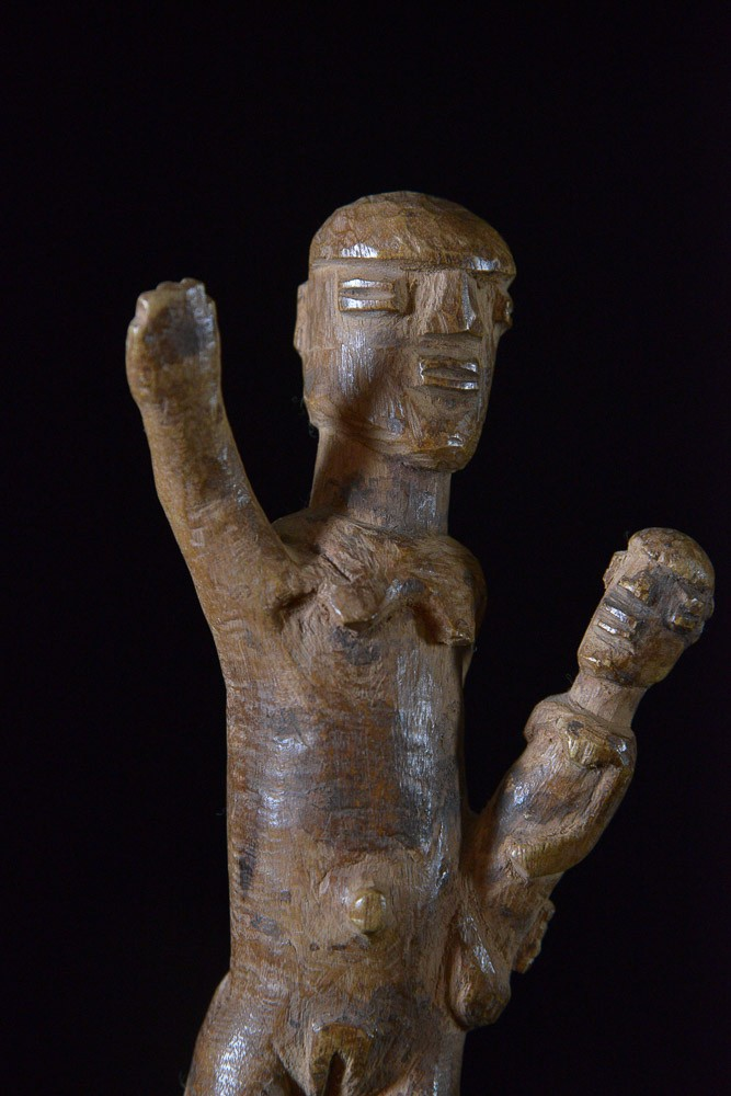 Maternite en bois - Lobi - Burkina Faso