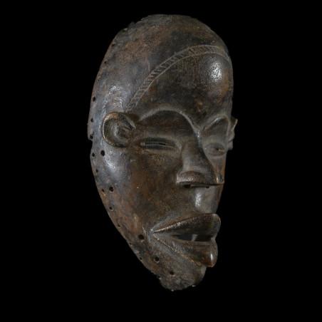 Masque masculin - Dan / Yacouba - Liberia - Masques africains