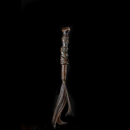 Chasse mouche - Kongo - RDC Zaire - Objets de regalia