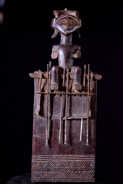 Sanza - Chokwe - Angola - Instruments de musique