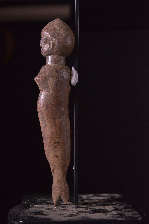 Sirène figurine du culte de Mami Wata - Lobi - Burkina Faso