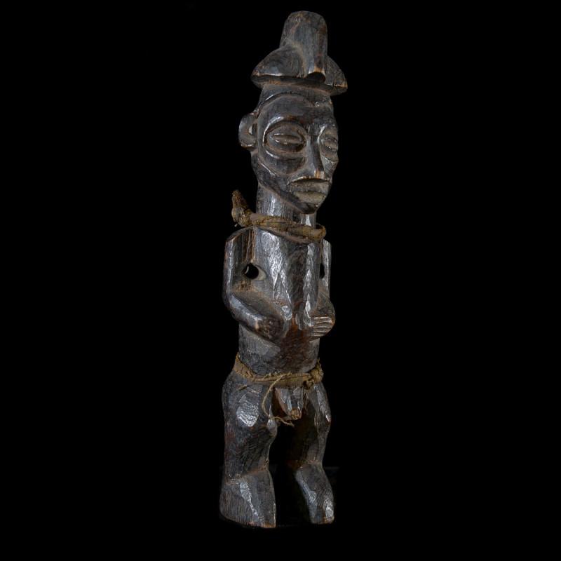 Statue Cultuelle Khosi - Pot a tabac - Yaka - RDC Zaire