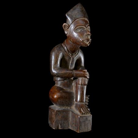 Statuette ancetre Bakulu - Kongo / Vili - RDC Zaire