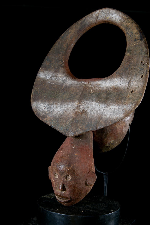 Masque Agraire Mangam Masculin - Mama / Kantana - Nigeria