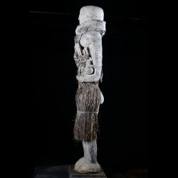 Fetiche Anthropomorphe Vodou - Ada / Adja - Benin