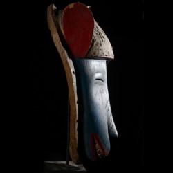 Masque Singe Kpan - Baoule - Côte d'Ivoire