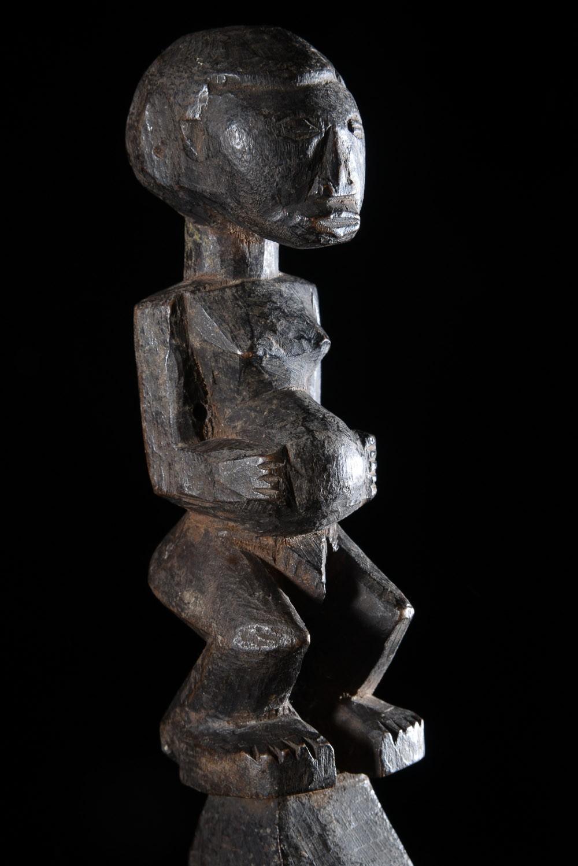 Sceptre de devin - Songye - RDC Zaire - Objets de regalia