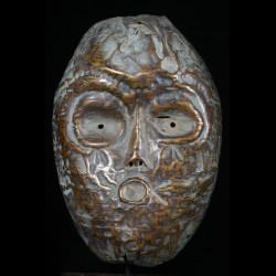 Masque Cagoule de Jeune Fille - Dogon - Mali