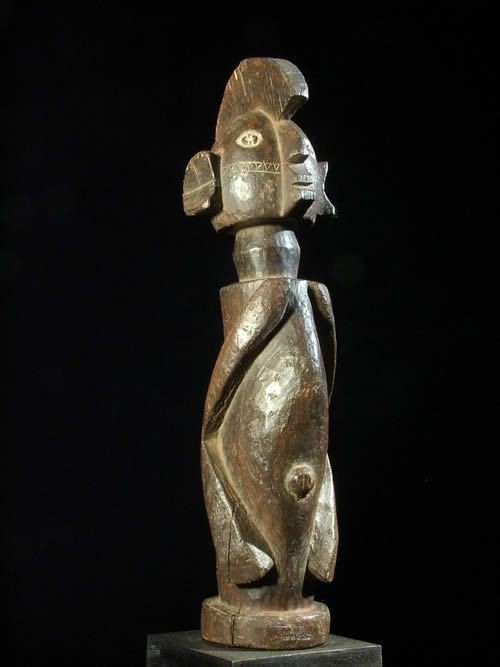 Statue ancetres- Ethnie Chamba - Nigeria - Statues art africain