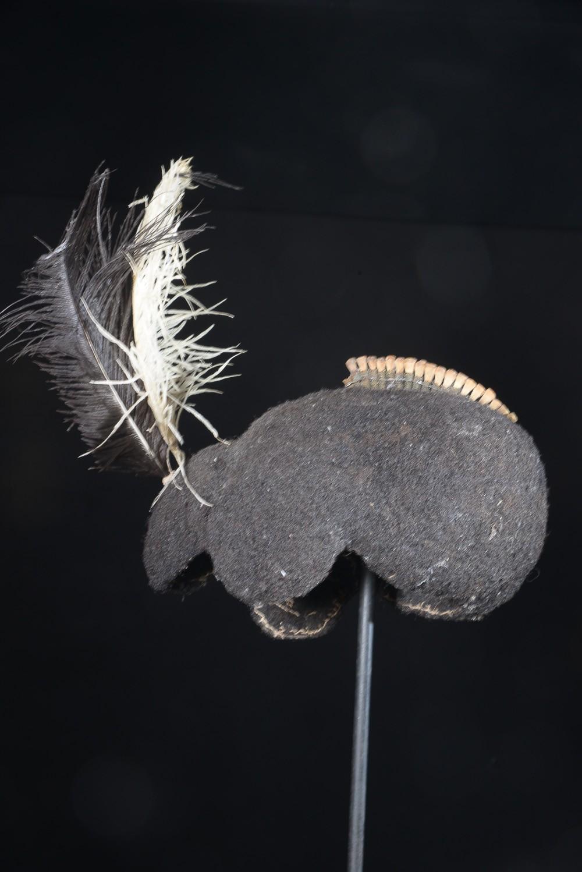 Coiffe Etimat de notable en cheveux  - Dodoth - Ouganda