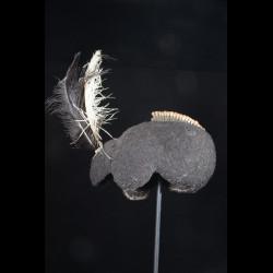 Coiffe de notable en cheveux  - Dodoth - Ouganda
