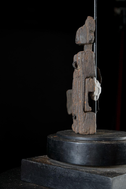 Serrure de porte ancienne - Bambara - Mali