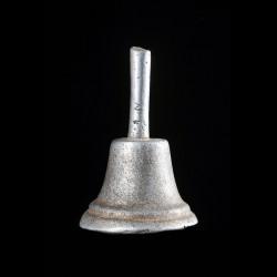 Cloche rituelle en aluminium - Lobi - Burkina Faso