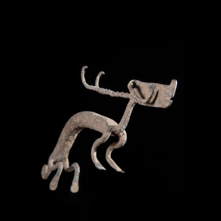 Cimier Gazelle Ti Wara - Bambara / Bamana - Mali