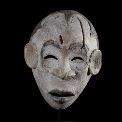 Masque de ceremonie - Idoma - Nigeria