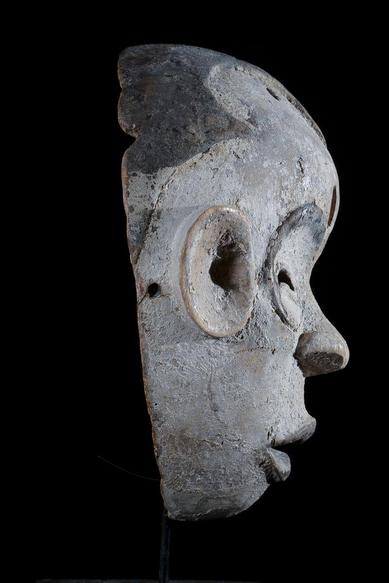 Masque de ceremonie - Idoma - Nigeria