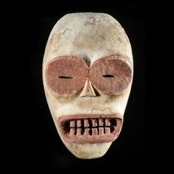 Masque Teta a Mokeba - Tsogho - Gabon - Masques du Gabon