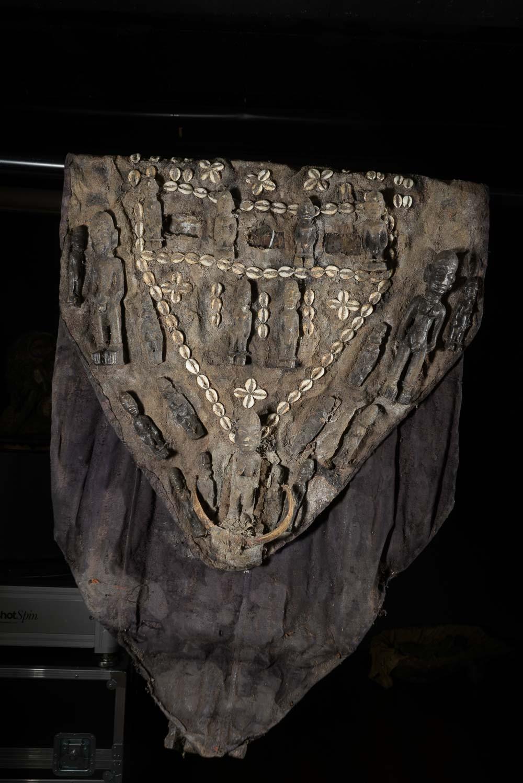 Egun - Costume de féticheur Babalawo Ifa - Yoruba - Benin / Nigeria