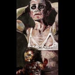 Huile sur toile 150 x 200 cm - Thierry Dussac -2007