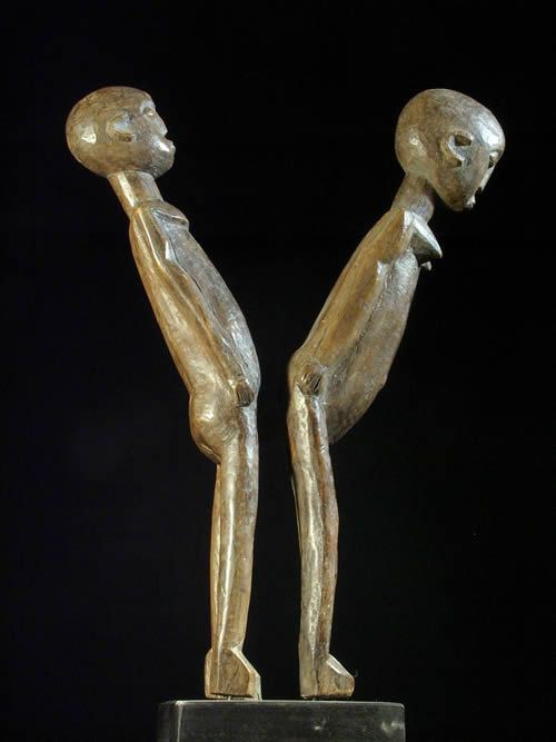 Fetiche Bateba ou Bouthiba Betise - Ethnie Lobi - Burkina