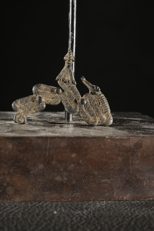 Amulette Jambiere Serpent - Lobi / Gan - Burkina Faso