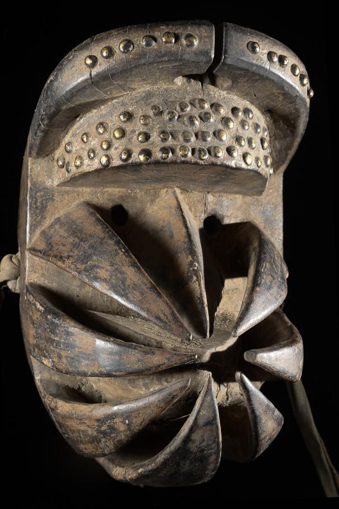 Masque Gle ou Gre Araignee - Bete - Côte d'Ivoire