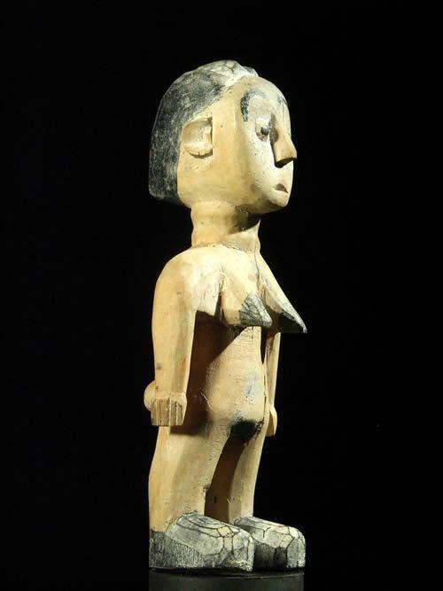 Jumeau Vinavi - Ewe - Togo - Statues vaudou