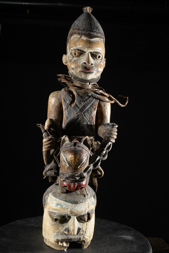 Masque Epa / Gelede - Yoruba - Benin