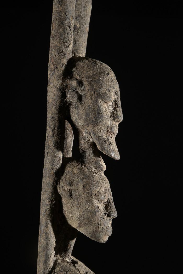 Statue figurant un Nommo - Dogon - Mali