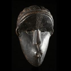 Masque rituel Gela - Dan / Bassa - Liberia