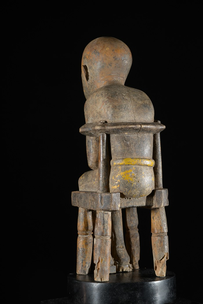 Statue Colon - Lobi - Burkina Faso