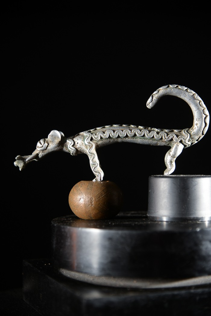 Animal en aluminium - Lobi - Burkina Faso