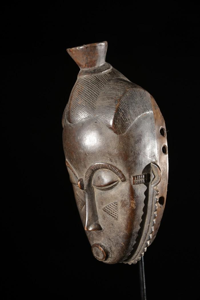 Masque de ceremonie - Bete / Guro - Côte d'Ivoire
