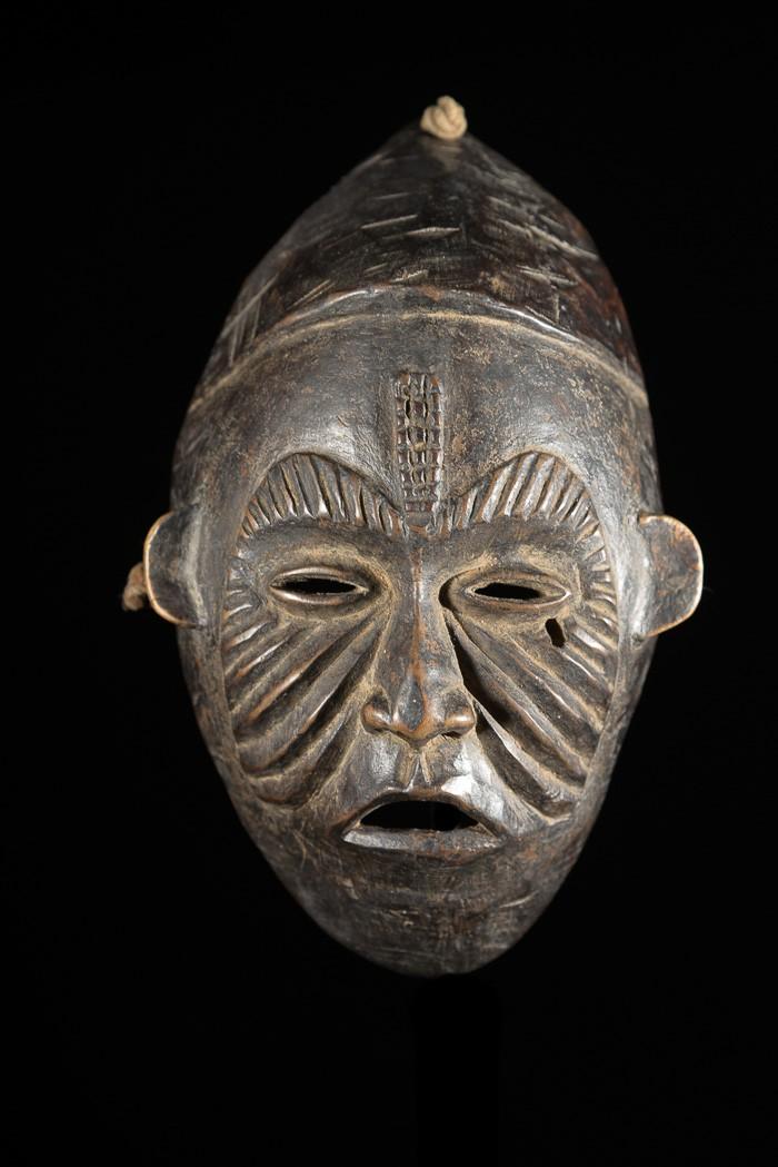 Masque de main - Nuppe - Nigeria