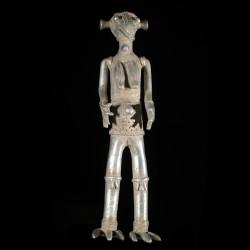 Masque anthropomorphe - Tabwa - RDC Zaire