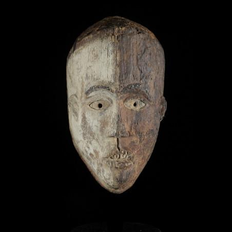 Masque de guérison - Kongo Yombe - RDC Zaire