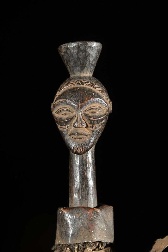 Fetiche Kajeba janiforme - Hemba - RDC Zaire