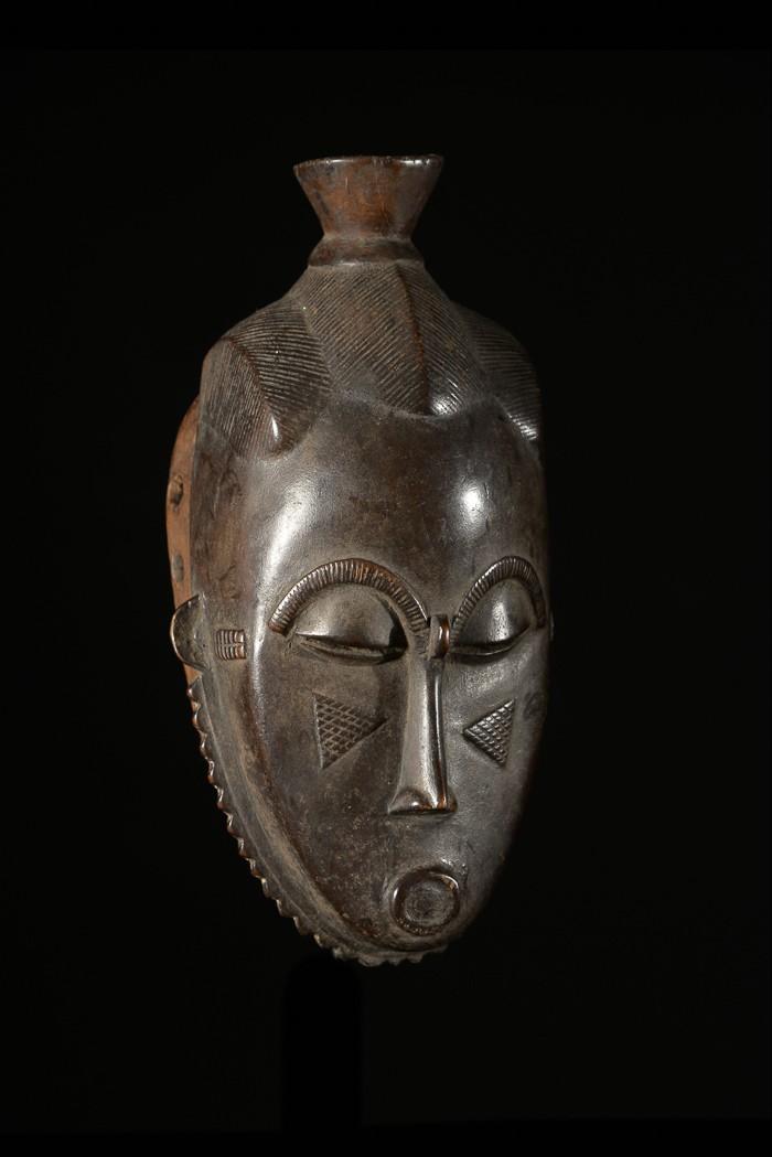 Masque de ceremonie - Guro - Côte d'Ivoire