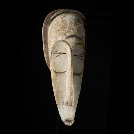 Masque casque Ngil - Fang - Gabon - Masques du Gabon