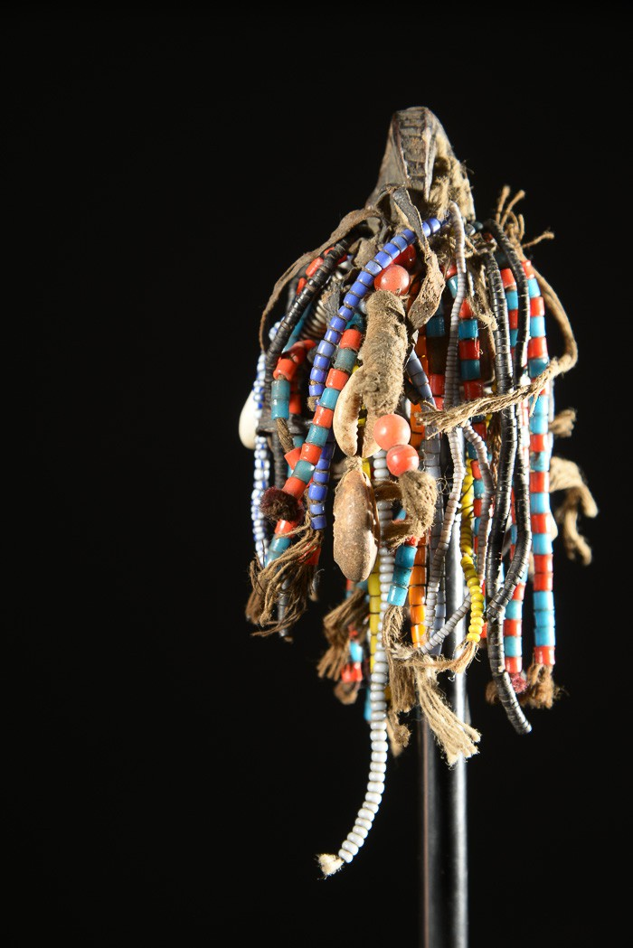 Fétiche Esu ou Eshu - Yoruba - Nigeria - Objets rituels Yoruba