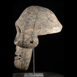 Masque d'autel Crâne - Jukun - Nigeria