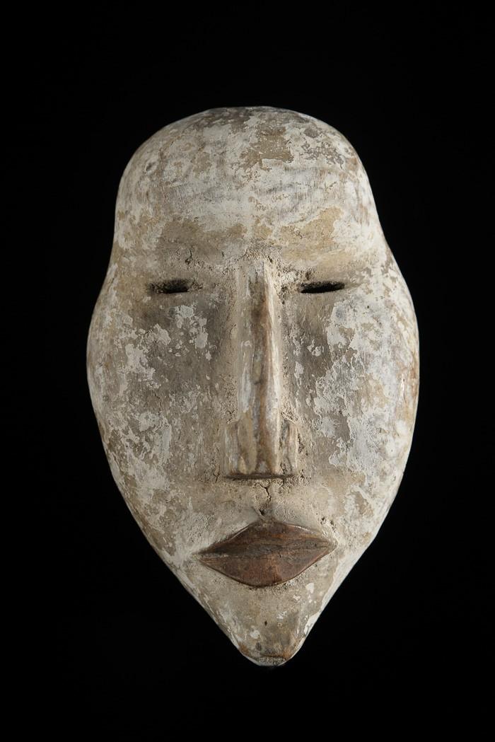 Masque passeport ou de grade - Suku - RDC Congo